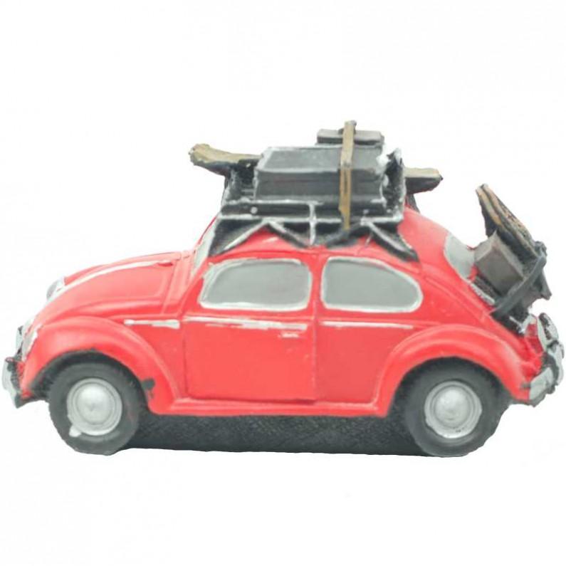 Volkswagen Kever polystone beeldje