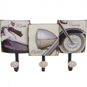 Kapstok - wandhaken Harley Davidson