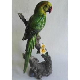 beeldje papegaai maddeco