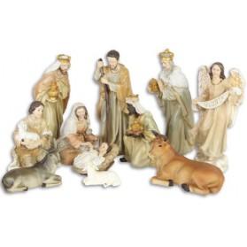 kerststal kerst figuren maddeco