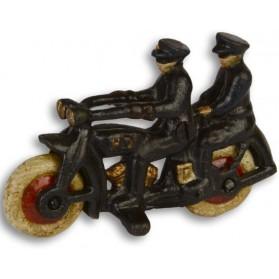 beeldje motor harly davidson politie maddeco