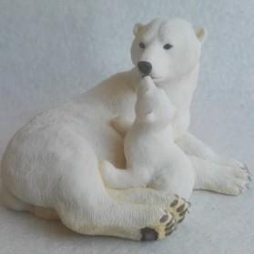 beeldje ijsbeer maddeco