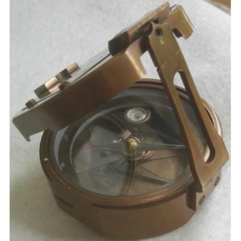 spiegelkompas antiek maddeco