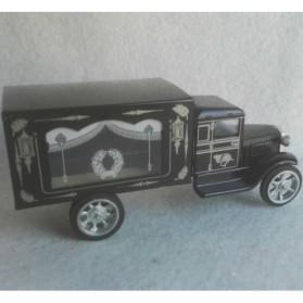 auto lijkwagen speelgoed maddeco