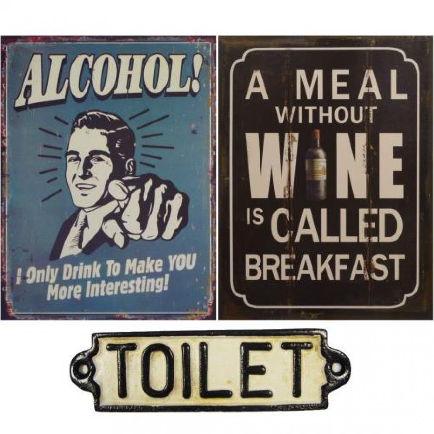 Horeca - Alcohol - Toilet