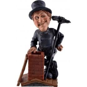 Beroepen  beeldje  schoorsteenveger  Warren  Stratford