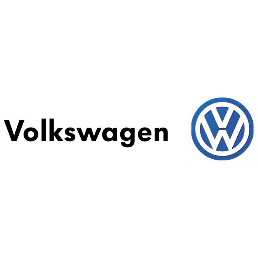 Blikken auto Volkswagen (met licentie)
