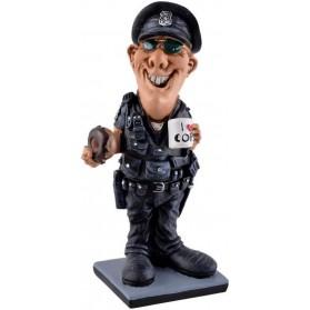 Beroepen  beeldje  politie  agent  I love cops  Warren  Stratford