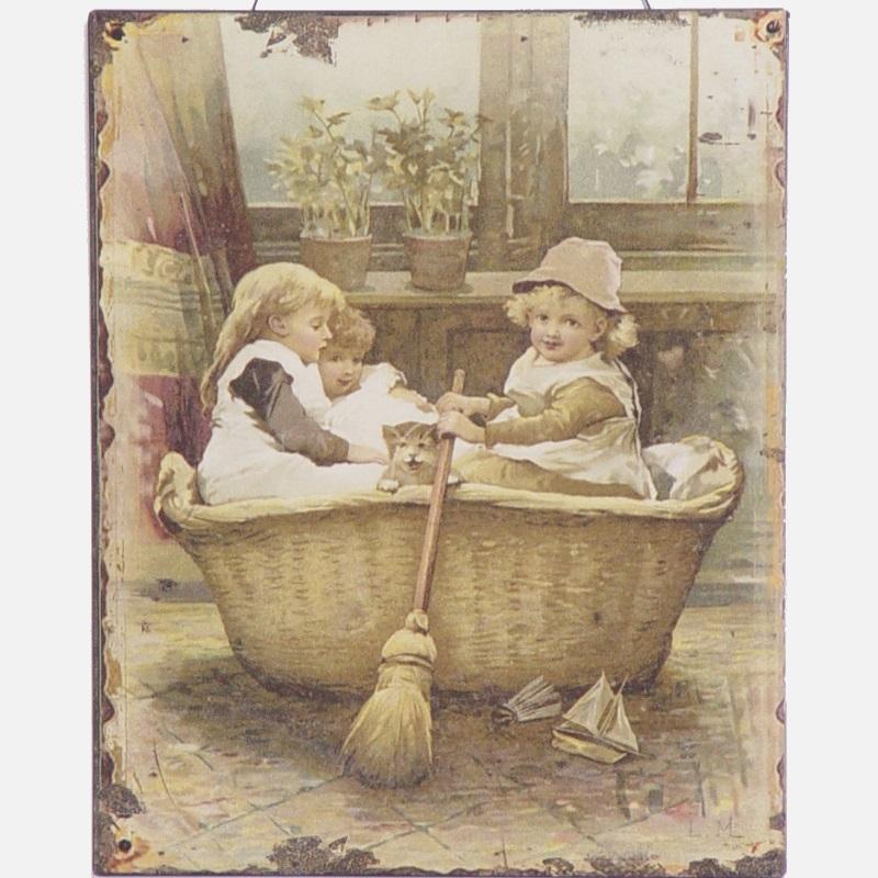 Cooks pure toilet soap decoratie bordje - Originele toiletdecoratie ...