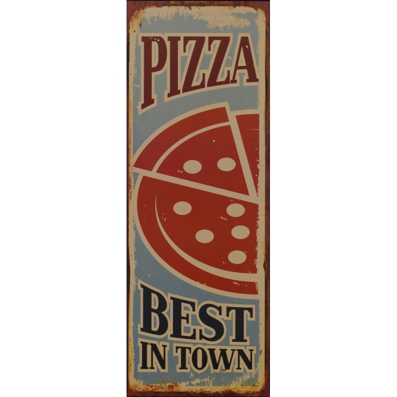 Best homemade pizza horeca decoratie bordje 484sn - Decoratie pizzeria ...